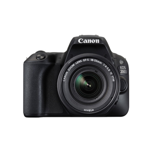 CANON EOS 200D + 18-55 IS STM KIT