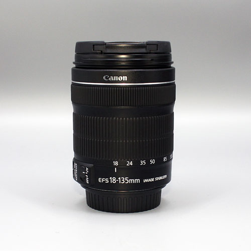 CANON, EF-S 18-135mm f3.5-5.6 IS STM