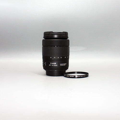 CANON, EF 18-135mm f3.5-5.6 IS USM