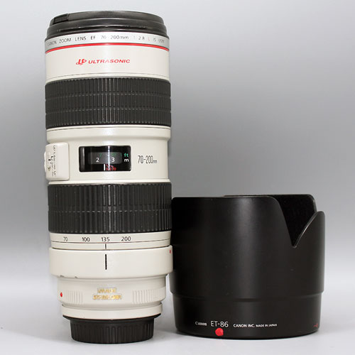 CANON, EF 70-200mm f2.8L IS  USM