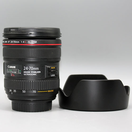 CANON, EF 24-70mm f4L IS USM