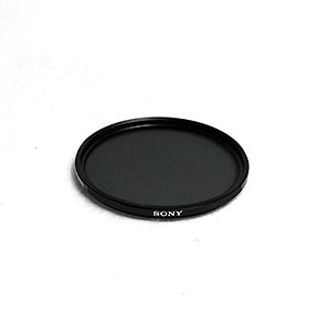 SONY 62mm CPL FILTER VF-62CPAM