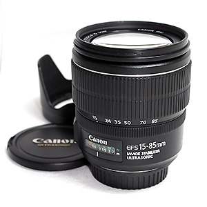CANON EF-S 15-85mm F3.5-5.6 IS USM / 정품