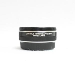 CONTAX  MOUNT ADAPTER GA-1