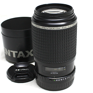 PENTAX FA 645 200mm F4 IF