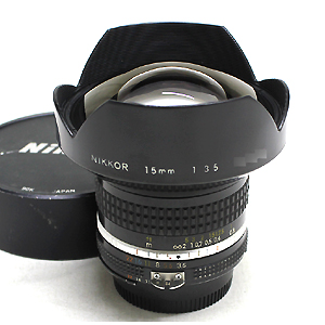 NIKON NIKKOR MF 15mm F3.5