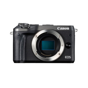 EOS M6 (Black/Silver) BODY
