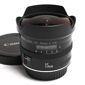 CANON EF 15mm F2.8