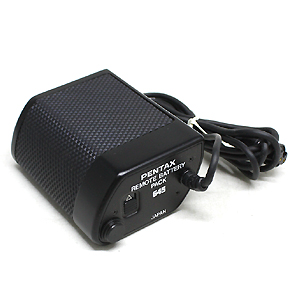 PENTAX REMOTE BATTERY PACK 645