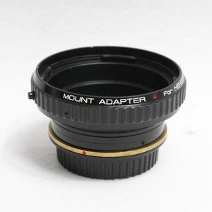 MOUNT ADAPTER FOR HB-Ca