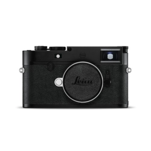 LEICA M10-D BLACK CHROME FINISH