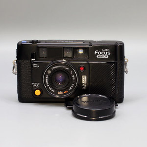 YASHICA, FULL AUTOMATIC 38mm f2.8
