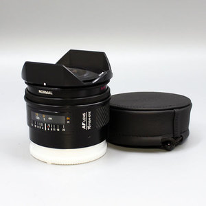 MINOLTA, AF16mm f2.8 Fish Eye