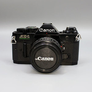 CANON, AE-1 PROGRAM 50mm f1.4