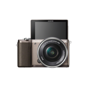 SONY α5100 + 16~50mm (BROWN)