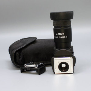 CANON, ANGLE FINDER C