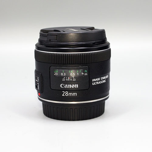CANON, EF 28mm f2.8 IS USM