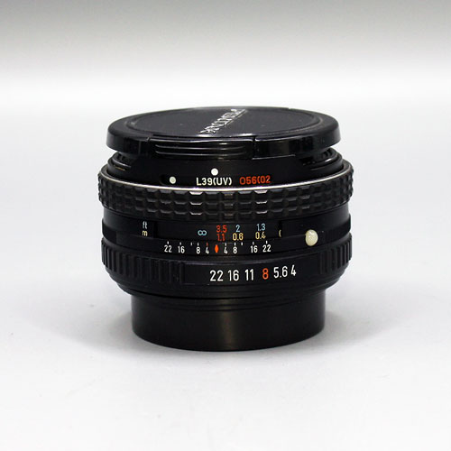 PENTAX 17mm f4 Fish Eye