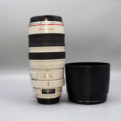 CANON EF100-400m f4.5-5.6 L IS