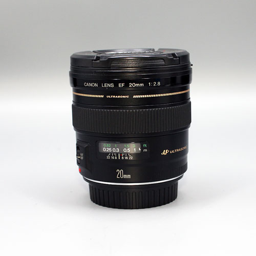 CANON, EF20mm f2.8