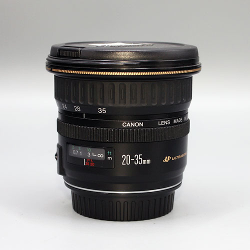 CANON, EF 20-35mm f3.5-4.5