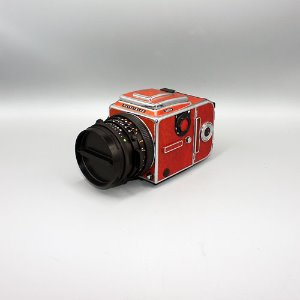 HASSELBLAD, 503CW RED
