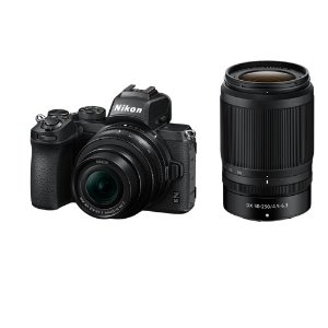 NIKON, Z 50 Double Zoom LENS KIT [16-50, 50-250]