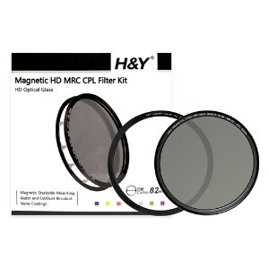 Magnetic HD MRC CPL 82mm KIT