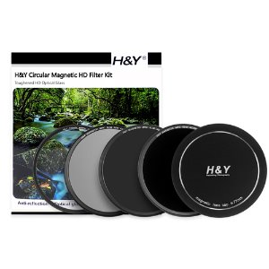 Magnetic HD MRC IR ND 77mm KIT