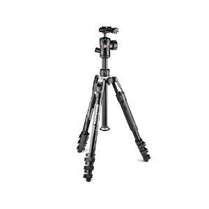Befree 2N1 Aluminium tripod twist, monopod included _ MKBFRTA4B-BHM